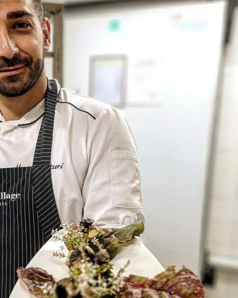 Chef Marco Utzeri
